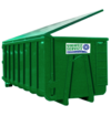 Abrollcontainer Volumen 28 cbm und 40 cbm